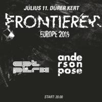Visszatér Budapestre a Frontierer!