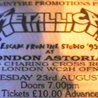 Pattanj be az időgépbe: Így kente a Metallica 1995-ben