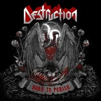 Destruction - Born to Perish (Nuclear Blast, 2019)