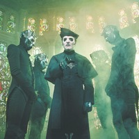 Nyerj páros belépőt a Ghost budapesti koncertjére