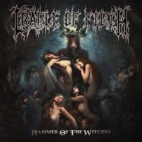 Ütős, de azért nem egy pöröly: Cradle of Filth - Hammer of the Witches (2015)