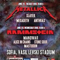 Sonisphere Festival - Szófia a mozikban