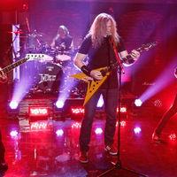 Megadeth - Ilyenek voltak a TV-ben