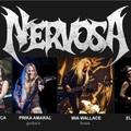 Kvartettben folytatja a Nervosa