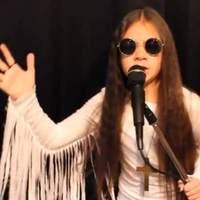 Így kell 10 évesen Black Sabbath-ot nyomni
