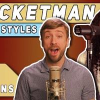 Húszféle Rocket Man - Elton John lett a következő Ten Second Songsos áldozat