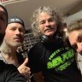 Demmel, Portnoy, Blitz, Menghi - Alakul egy új nagyágyú-zenekar!