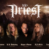 KK's Priest - Közösen nyomja K.K. Downing, Ripper és Les Binks