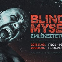 Két buli erejéig visszatér a Blind Myself!