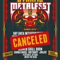 Dynamo Metalfest: lefújva
