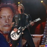 Stúdiózik a Metallica!