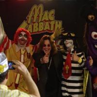 Ozzy találkozott a Mac Sabbathtal