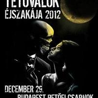 Tetoválók Éjszakája a PeCsa Music Hall-ban!