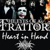 Halloween-i borzongás: The Eyes of a Traitor&Heart in Hand&Brainlust@Blue Hell