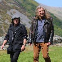 Amikor Robert Plant és Brian Johnson beszélgetnek a Led Zeppelin kezdeteiről...
