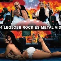 2014 legjobb rock és metal videói