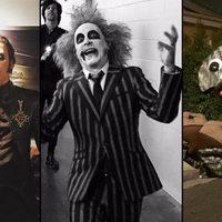Így Halloweeneztek rocksztárék