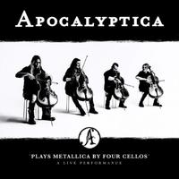 Pénteken megjelenik az Apocalyptica Metallica-feldolgozás koncertalbuma