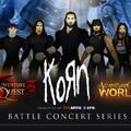Ilyen volt a Korn virtuális koncertje