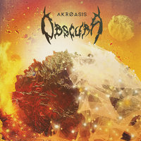 Obscura - Akroasis (Relapse Records, 2016)