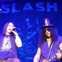 Már harmadik szólóalbumán dolgozik Slash