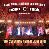 Nova Rock 2016: Már meg is van a jövő évi fesztivál időpontja