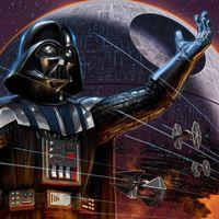 Halálcsillagra gyűjt Darth Vader
