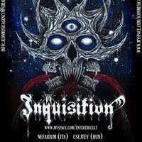 Inquisition, Nefarium és Csejtey a Tündérgyárban [KONCERTAJÁNLÓ]