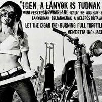Elő Nőnapi, Stoner-Metal-Doom-Rock buli a Showbarlangban!