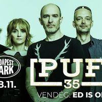 A Budapest Parkban ünnepli 35. születésnapját a Pál Utcai Fiúk