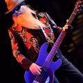 Elhunyt a ZZ Top basszusgitárosa, Dusty Hill