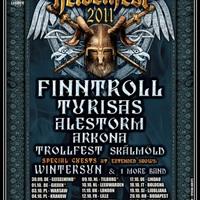 Heidenfest 2011 Budapesten is
