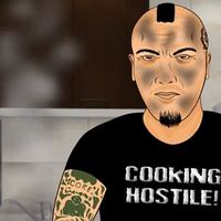 Cooking Hostile: főzőcske műsor Phil Anselmoval