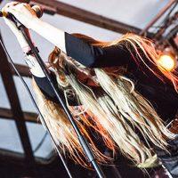 Ilyen egy svédelt blues/rock koncert: Blues Pills / Spiders @ Budapest - Barba Negra Track 15.06.15.