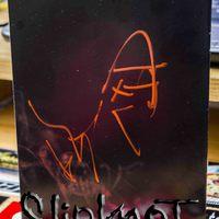 Nyerd meg a dedikált Slipknot DVD-borítót!