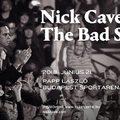 Júniusban visszatér Nick Cave!