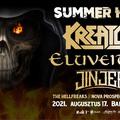 SUMMER HELL fesztivál: három hazai zenekar csatlakozik a Kreator - Eluveitie - Jinjer bulihoz!