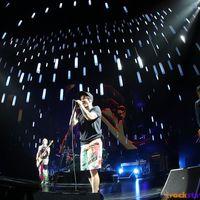 Ilyen volt a Red Hot Chili Peppers gízai koncertje