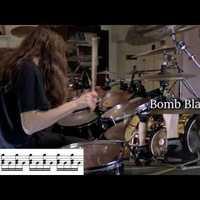 Itt vannak a Blast Beat-ek különböző típusai
