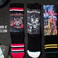 Nem elég metal a zoknikészleted? Tessék kicsit felfrissíteni!