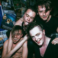 Nyers garázs punk Dublinból - Otherkin-koncert Budapesten