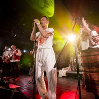 Vágtázó Csodaszarvas - Örömtüzek a világ tetején! lemezbemutató koncert
