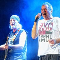 Az év felfedezése, az év koncertje (már most februárban) – Deep Purple, Ivan & the Parazol @ Papp László Aréna (Budapest), 2014. február 17.