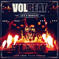 Újabb dalt tett közzé a Volbeat az új DVD-jéről