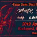Közösen veszi be Budapestet a Suffocation és a Belphegor