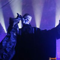 Rob Zombie közös fotót posztolt a maszk nélküli Papa Emeritusszal
