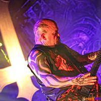 Slayer, Anthrax, Kvelertak @ Bécs, Gasometer, 2015.11.07.