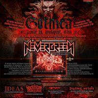 Nevergreen: Ajándék lemezbemutató koncert az új albumhoz a Gothica Fesztiválon