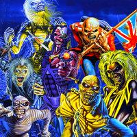 Így változott az Iron Maiden Eddie-je az évek során