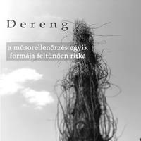 Dereng - A műsorellenőrzés egyik formája feltűnően ritka (Szerzői Kiadás, 2016)